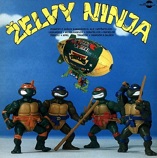Various Artists - Želvy Ninja